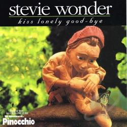 Wonder, Stevie - Kiss Away Your Tears CD Cover Art