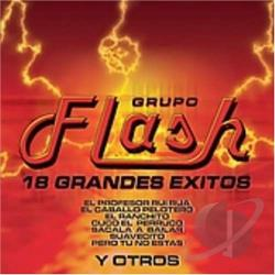 Grupo Flash - Grandes Exitos CD Cover Art