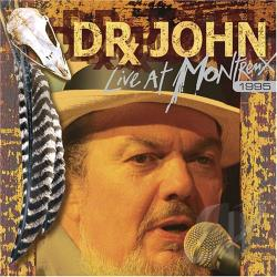 Dr. John - Live At Montreux 1995 CD Cover Art
