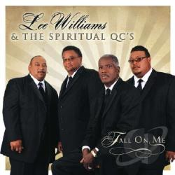 Williams, Lee - Fall on Me CD Cover Art
