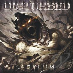 Disturbed - Asylum CD Cover Art