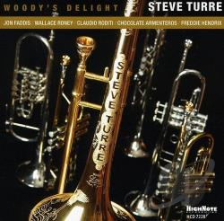 Turre, Steve - Woody's Delight CD Cover Art
