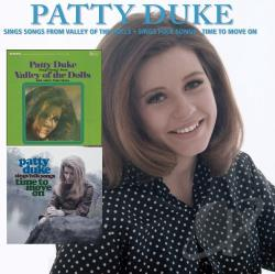 Duke, Patty - Songs from Valley of the Dolls/Sings Folk Songs CD Cover Art