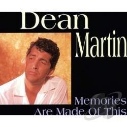 Martin, Dean - Memories Are Made of This CD Cover Art