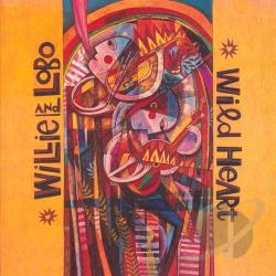Willie & Lobo - Wild Heart CD Cover Art