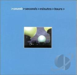 Crumb - Seconds, Minutes, Hours... CD Cover Art