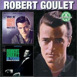 Goulet, Robert - Always You/In Person CD Cover Art