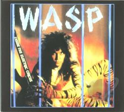 W.A.S.P. - Inside In The Electric Circus CD Cover Art