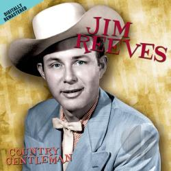 Reeves, Jim - Country Gentleman CD Cover Art