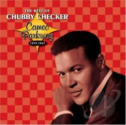 Checker, Chubby - Best of Chubby Checker: Cameo Parkway 1959-1963 CD Cover Art