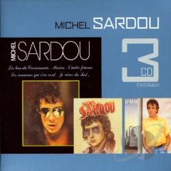 Sardou, Michel - Les Lacs Du Connemara/Le France/Chanteur De Jazz CD Cover Art