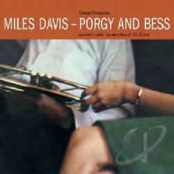Davis, Miles - Porgy and Bess LP Cover Art