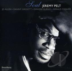 Pelt, Jeremy - Soul CD Cover Art