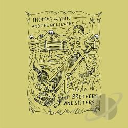 Wynn, Thomas - Brothers & Sisters CD Cover Art