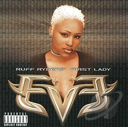 Eve - Let There Be Eve...Ruff Ryder's First Lady CD Cover Art