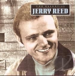 Reed, Jerry - Essential Jerry Reed CD Cover Art
