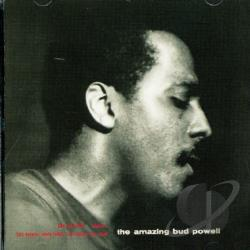 Powell, Bud - Amazing Bud Powell, Vol. 1 CD Cover Art