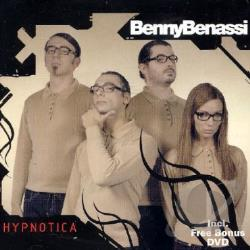 Benassi, Benny - Hypnotica (+ Bonus DVD) (Pal / CD Cover Art