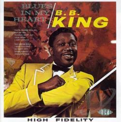 King, B.B. - Blues in My Heart CD Cover Art