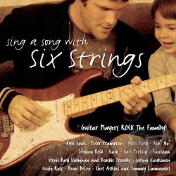 Sing A Song With Six Strings CD Cover Art