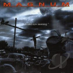 Magnum - Brand New Morning CD Cover Art