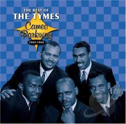 Tymes - Best of 1963-1964 CD Cover Art