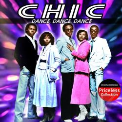 Chic - Dance Dance Dance CD Cover Art