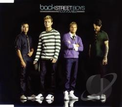 Backstreet Boys - Inconsolable CD Cover Art