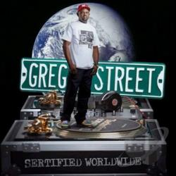 Street, Greg - Sertified Worldwide CD Cover Art