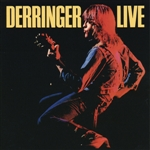 Derringer, Rick - Derringer Live DB Cover Art