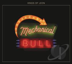 Kings Of Leon - Mechanical Bull CD Cover Art
