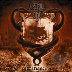 Destroyer 666 - Defiance CD Cover Art