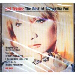 Fox, Samantha - Hot Tracks: Best Of Samantha Fox CD Cover Art