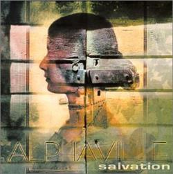 Alphaville - Salvation CD Cover Art