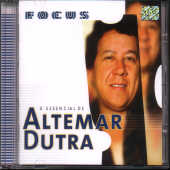 Dutra, Altemar - Serie Focus CD Cover Art