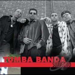Tumba Banda - Suavecito CD Cover Art