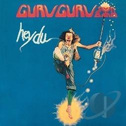 Guru Guru - Heydu CD Cover Art