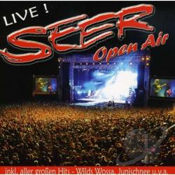 Seer - Seer Live CD Cover Art