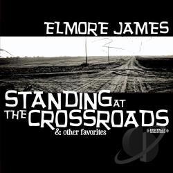 James, Elmore - Standing At The Crossroads CD Cover Art