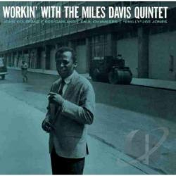 Davis, Miles / Davis, Miles Quintet - Workin' CD Cover Art