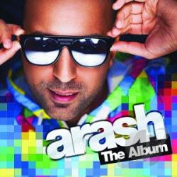 Arash - Best of Arash CD Cover Art