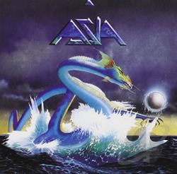 Asia - Asia CD Cover Art