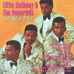 Little Anthony & The Imperials - Greatest Hits CD Cover Art