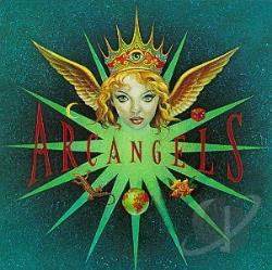 Arc Angels - Arc Angels CD Cover Art