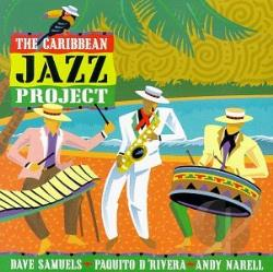 Caribbean Jazz Project - Caribbean Jazz Project CD Cover Art