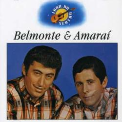 Belmonte e Amarai - Colecao Luar Do Sertao CD Cover Art