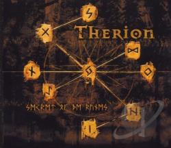 Therion - Secret of the Runes CD Cover Art