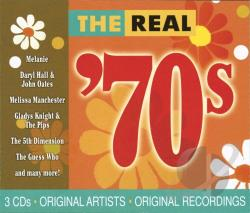 Real 70s CD Cover Art