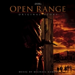 Kamen, Michael - Open Range CD Cover Art
