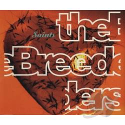 Breeders - Saints CD Cover Art